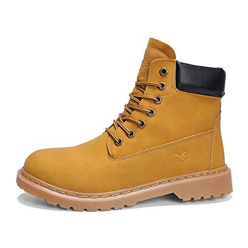LOVDRAM Männer Schuhe Winter High-Top Casual Schuhe Männer Männer Männer Outdoor Wanderschuhe Männer Martin Stiefel Verschleißfesten Anti-Skid Männer Schuhe 31a3ed