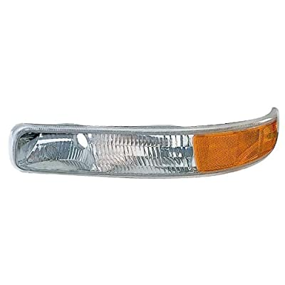 DEPO 332-1678L-US Replacement Driver Side Parking Light Assembly (This product is an aftermarket product. It is not created or sold by the OE car company): Automotive