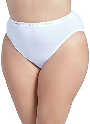Jockey Women's Underwear Classic French Cut - 6 Pack