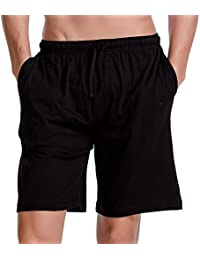 CYZ Men's Comfort Cotton Jersey Shorts With Pockets