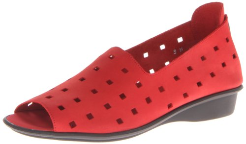 Sesto Meucci Women's Evonne Loafer,Dark Red Nubuk,6 M US by Sesto Meucci