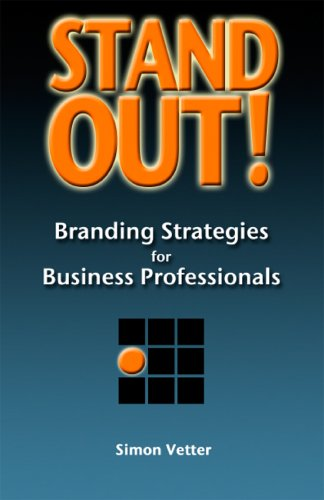 STAND OUT! offers inspiring stories and practical tools from business experts who have built an outstanding personal brand. Their branding strategies, applied in your career, will help you: · Attract more people and opportunities · Increase your inco...