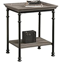 Sauder 419229 Side Table, Furniture, Northern Oak