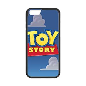 iphone6 plus 5.5 inch phone cases Black Toy Story Jessie Buzz Lightyear cell phone cases Beautiful gifts YWTS0433852