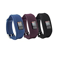 Replacement Accessory Wrist Band Strap for Garmin Vivofit 3 Activity Tracker