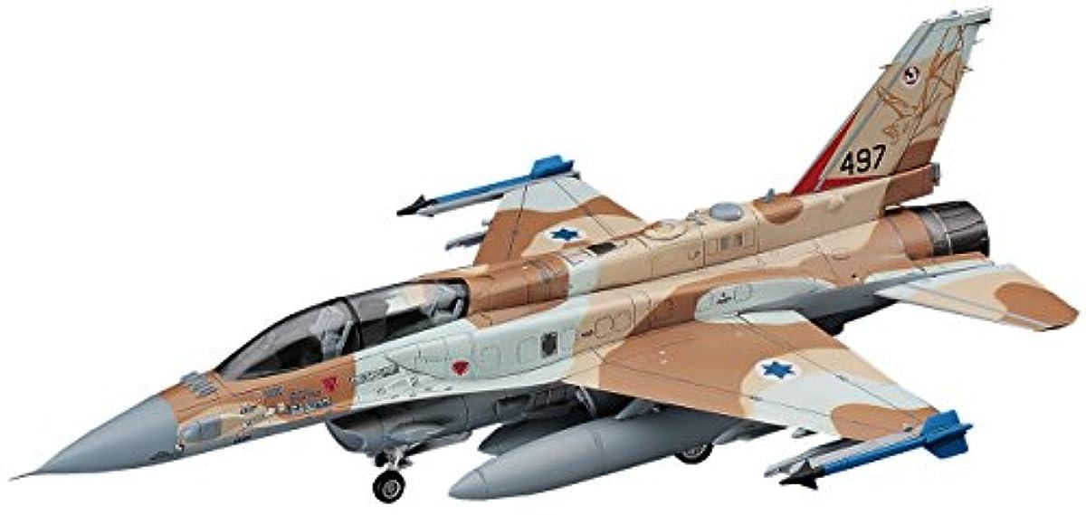 [해외] 하세가와 1/72 이스라엘 공군 F-16I 파이팅 팔콘(Falcon) 프라모델  E34