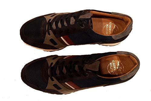 f536384f29 Sneakers Polo Sc147ct Felpa Grigio Maglione Scarpe Uomo Inchiostro ...
