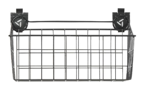 Gladiator Wall Panels (Gladiator GAWA18BKRH 18-Inch Wire Basket)