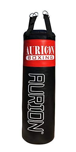 AURION Strong Punching Bag Filled for Boxing MMA Sparring Punching Training Kickboxing Muay Thai Price & Reviews
