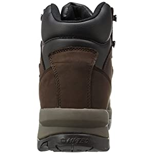 Hi-Tec Men's Altitude IV Waterproof Hiking Boot,Dark Chocolate,11 M