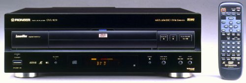 Pioneer DVL-909 DVD Laserdisc LD/CD Player