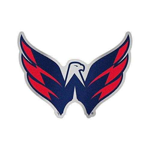 WinCraft Washington Capitals 7.5 x 4.25 Auto Emblem Decal