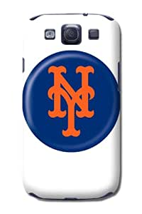 New Designed Textures Phone Protection Case/cover/shell for MLB Samsung Galaxy S3