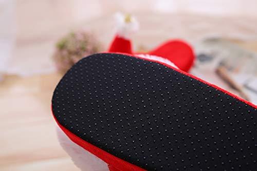 indoor per 36 pantofole adulti KayMayn nbsp; europeo nbsp;cm Unicorn caldo nbsp;40 25 unicorno Style peluche inverno scarpe misure pantofole interessante calde 8 pantofola di pantofole morbido qrxE8pTxwa