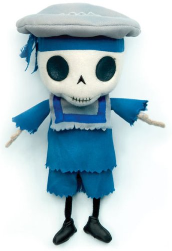 Corpse Bride Skeleton Boy Mini Plush