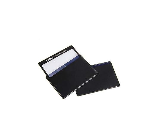 WZC Lupa de lectura de tarjeta bancaria, luz de mano de ...