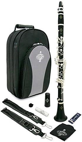 CLARINETE SI/BEMOL - Buffet Crampon (BC2501L/2/0GB) (Sib/E/11) Plateado(18 Llaves Niqueladas): Amazon.es: Instrumentos musicales