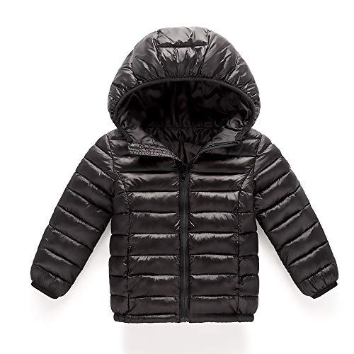 Baby Coats Girls Phat For (VEKDONE Toddler Baby Boys Girls Outerwear Hooded Coats Winter Jacket Kids Clothes)