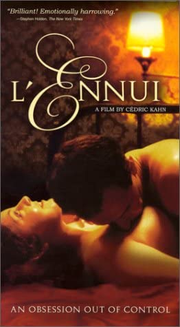 Amazon Com L Ennui Vhs Charles Berling Sophie Guillemin
