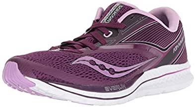 Saucony Women's Kinvara 9 Purple/Pink 5 B US