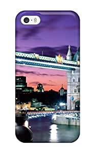 Excellent Design Tower Bridge England Case Cover For Iphone 5/5s