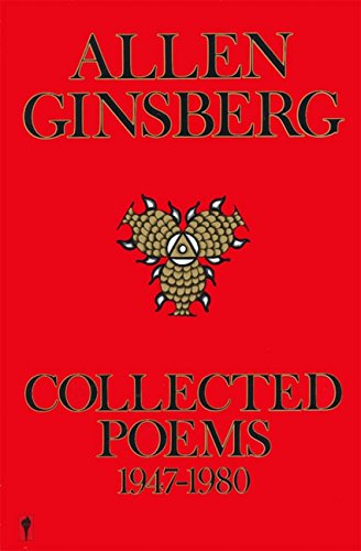 Collected Poems 1947 1980 Allen Ginsberg Amazoncommx Libros