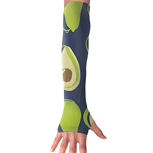 Price comparison product image AvocadoCool Arm Sleeves UV Protection For Men Women Youth Arm Warmers For Fishing/Driving/Cycling/Golf/Baseball Arm Cooling Sleeve