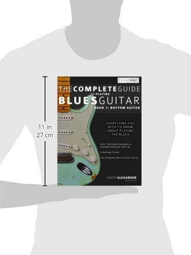 The Complete Guide to Playing Blues Guitar: Book One - Rhythm: Volume 1 Play Blues Guitar: Amazon.es: Mr Joseph Alexander: Libros en idiomas extranjeros