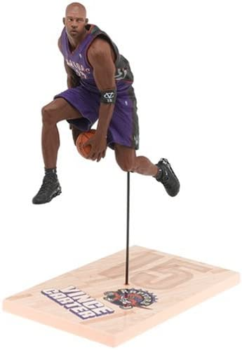 B00063U1E6 NBA Series 7 Figure: Vince Carter with Purple Jersey (2nd Edition) 41PDA2CVNZL.