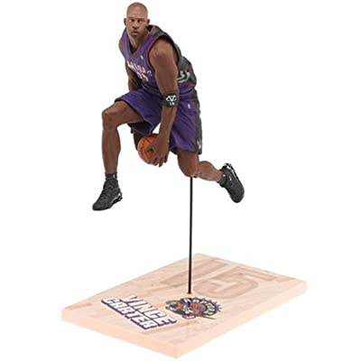 Image of NBA Series 7 Figure: Vince Carter with Purple Jersey (2nd Edition)