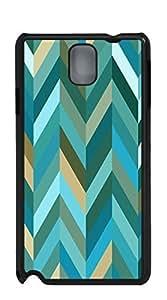 TUTU158600 Original New Print DIY Phone case for samsung galaxy note 3 active - Multicolor zigzag stripes