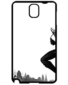 Best Design High Quality Catwoman and Batman - Arkham City Cover Case With Excellent Style For Samsung Galaxy Note 3 4825476ZA256389449NOTE3 Bettie J. Nightcore's Shop