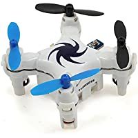 Estes Proto-N Micro Quad Ready to Fly Electric-Powered Radio Controlled Nano Drone (White)