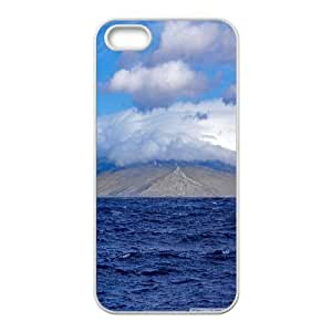 Case For Htc One M9 Cover Cases Molokini Crater Makena Bay Maui Hawaii, Case For Htc One M9 Cover Luxury - [White] Stevebrown5v