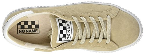 Femme Sable Basses No Picadilly Name Beige Suede Sneaker Baskets xwZq8RZYX