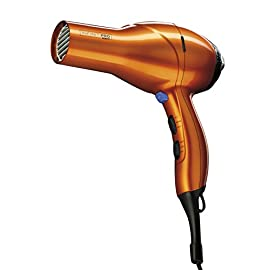 INFINITIPRO BY CONAIR 1875 Watt Salon Performance AC Motor Styling Tool/Hair Dryer; Orange - 41PDBY 5cfL - INFINITIPRO BY CONAIR 1875 Watt Salon Performance AC Motor Styling Tool/Hair Dryer; Orange