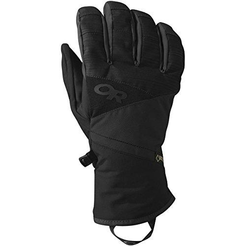 (Outdoor Research Men's Centurion Gloves, Black, Large)