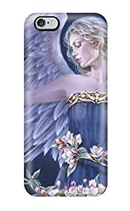 Top Quality For SamSung Galaxy S5 Case Cover Case With Nice Flowers Angel Appearance