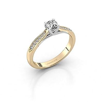 Jewel2 Watch Mia 2 Xxxn 0 30 Diamond Engagement Women S Ring Gia