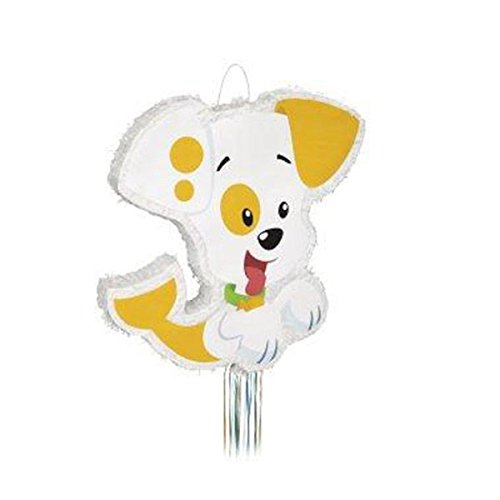 [Bubble Puppy Bubble Guppies Pinata Pull String] (Nickelodeon Themed Costumes)