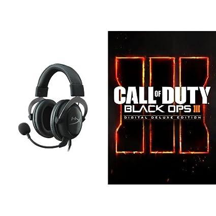 Amazon com: Call of Duty: Black Ops III - Digital Deluxe Edition