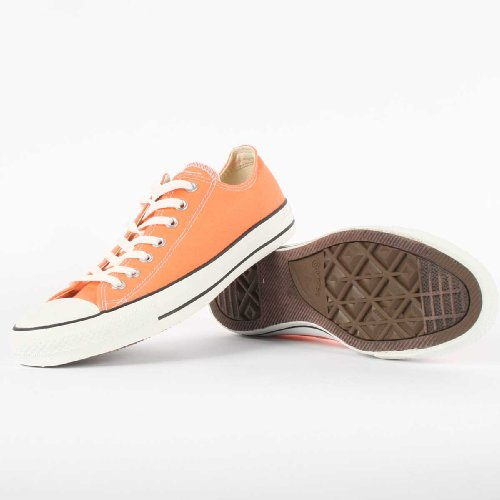 - Chuck Taylor All Star Chaussures en Nectarine, Taille: 12 D (M) US Hommes, Couleur: Nectarine