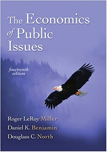 Economics of public issues the 14th edition roger l miller economics of public issues the 14th edition roger l miller daniel k benjamin douglass c north 9780321303493 amazon books fandeluxe Gallery