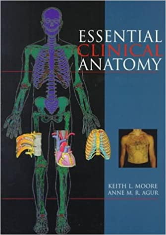 Essential Clinical Anatomy 8580000773248 Medicine Health Science