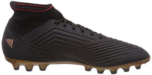 adidas Herren Predator 18.3 AG Fußballschuhe Schwarz (Core Black/ftwr White/solar Red)