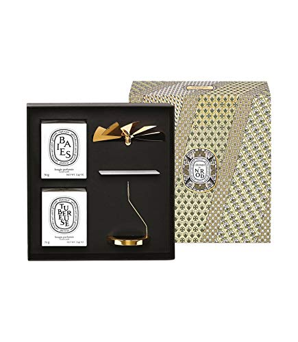 (Diptyque Holiday Carousel & Candle Set )