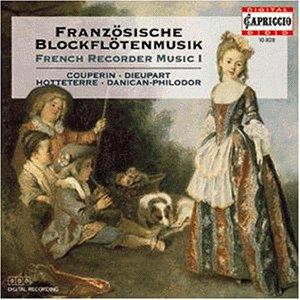 - Franzosische Blockflotenmusik, Vol. 1 (French Recorder Music)