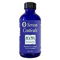 I Max 75% Trichloroacetic Acid Serum-Deep Chemical Peel-Spa Size, 4 Oz. by Serum Ceuticals
