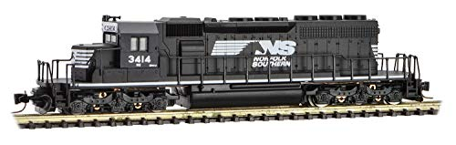 Micro-Trains MTL Z-Scale EMD SD40-2 Diesel Locomotive for sale  Delivered anywhere in USA