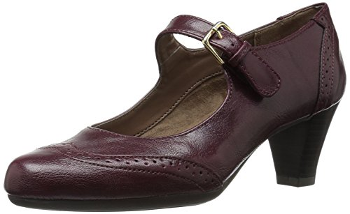 Aerosoles Women's Shoreline Dress Pump - Wine - 6 B(M) US